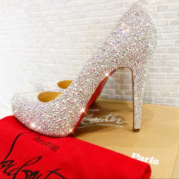 35124ae45d4f Christian Louboutin Shoes - ❣️Gorgeous Christian Louboutin Strass❣️